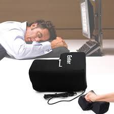 toys stress relief usb enter key on office desk nap pillow novelty usb big enter key