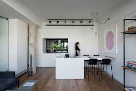 modern apartment brings japanese beauty to tel aviv