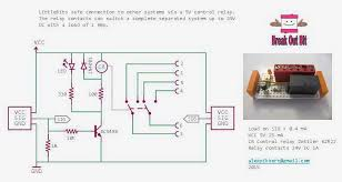low voltage control of higher voltage circuits invention buzz
