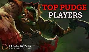 dota 2 pudge top 5 dota 2 pudge players kill ping