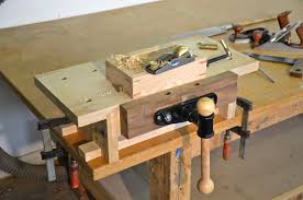 Wooden Bench Vise Plans by Bench Bull U0027 The Jack Of All Bench Jigs Part 1 Portable