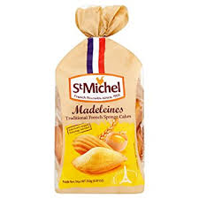st michel madeleine u0027s traditional french sponge cakes 8 8 ounce