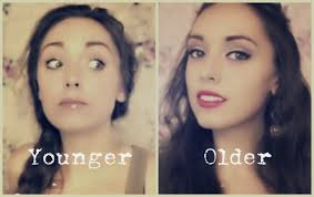 look 5 years younger older with makeup pattysway youtube