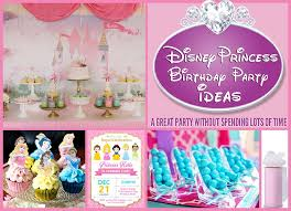themed birthday ideas decorations food