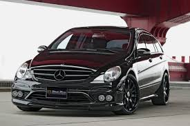 2007 mercedes benz r class information and photos zombiedrive
