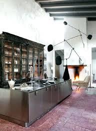 cuisine industrielle loft cuisine industrielle 43 inspirations pour un style industriel
