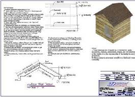 The G442 50x30x12 Garage Plans Free House Plan Reviews by Affordable Large Cedar Dog House Free House Plan Reviews