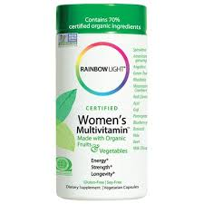 rainbow light complete prenatal system 360 count rainbow light women s energy multivitamin gummy 30 packets