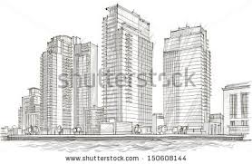 building drawing stock images royalty free images u0026 vectors