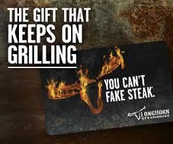 longhorn gift cards lunch menu item list longhorn steakhouse