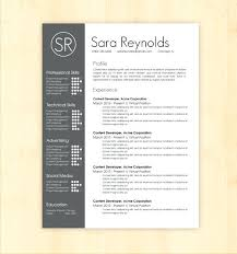 resume templates for wordpad resume template word the best resume templates for word resume