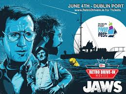 watch jaws on the big screen at riverfest 2017