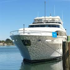 2000 intermarine 105 u0027 0 u0027 32 00m for sale reel deal yachts inc