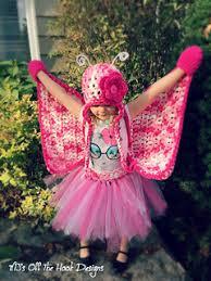ravelry butterfly halloween costume pattern by mj u0027s off the hook