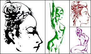 art at your fingertips nail polish portraits by ny based artists