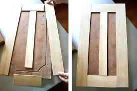 Shaker Beadboard Cabinet Doors - diy adding beadboard to kitchen cabinets cabinet doors image
