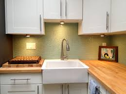 image result for green penny tile kitchen ideas pinterest