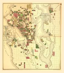 Seattle Area Code Map by Seattle Historical Maps Kroll Map Company