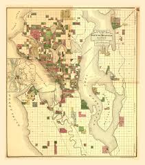 Maps Seattle Wa by Seattle Historical Maps Kroll Map Company
