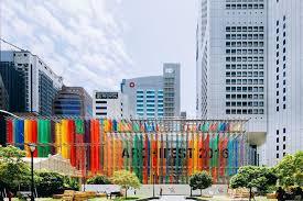 archifest 2016 pavilion by dp architects singapore retail