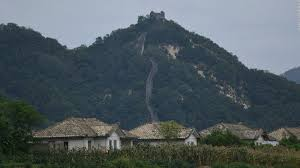 Map Of The Great Wall Of China by Dandong China Gateway To North Korea Cnn Travel