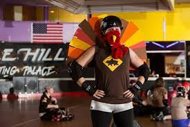 dc rollergirls annual thanksgiving scrimmage select magazine