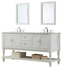 spencer double bathroom vanity without mirror 70