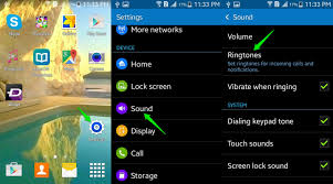 set ringtones and notifications android ubergizmo
