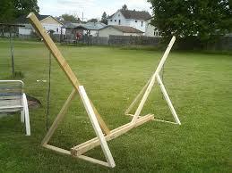 Desk Hammock Diy by Diy Hammock Stand Plans U2014 Nealasher Chair