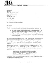 rfp cover letter examples