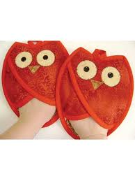 free patterns quilted potholders who owl pot holders pattern