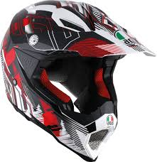 cheap motocross helmets uk agv horizon racer agv ax 8 evo flagstars motocross helmet black