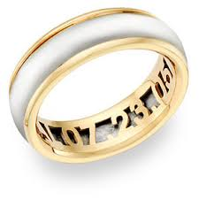 wedding band names 10 unique ideas to personalize your wedding rings augrav