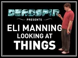 Eli Manning Memes - eli manning looking at things