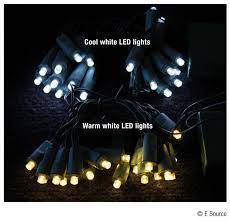 cool white led lights happy holidays