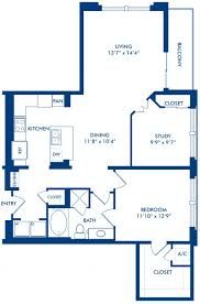 9 X 9 Bedroom Design 1 2 U0026 3 Bedroom Apartments In Houston Tx Camden Post Oak
