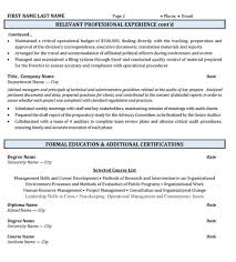 Sample Student Affairs Resume by Humanitarian Affairs Resume Sample U0026 Template