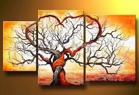 popular paintings trees buy cheap paintings trees