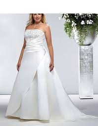 cheap plus size wedding dress piniful cheap plus size wedding dresses 09 plussizefashion