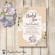kitchen tea invites ideas 53 best magnolia bridal shower invitations images on