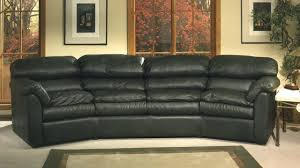 Curved Leather Sofas Curved Leather Sofa Do You Need One In Your Life