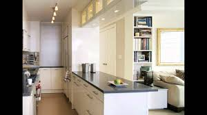 Ideas For Kitchen Remodeling by Galley Kitchen Design Small Galley Kitchen Design Youtube