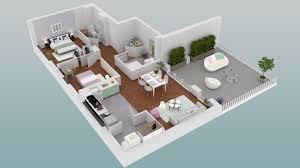 plan appartement 3 chambres l échalas programme immobilier neuf à aytré