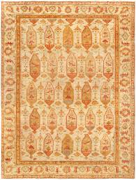 dining room design turkish oushak rugs antique for traditional