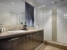 bathroom feature tile ideas tile for small bathrooms tiles are busy if you re trouble