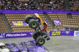 monster truck show in las vegas bangshift com monster jam