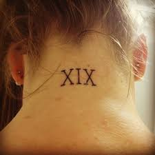roman numeral tattoo designs pictures to pin on pinterest tattooskid