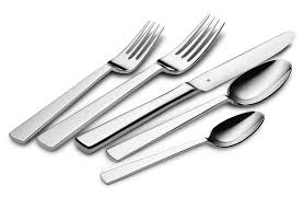 wmf royal stainless steel flatware set 20 cutlery and more