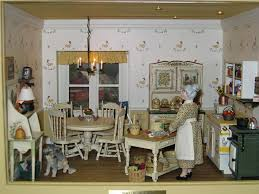 miniature dollhouse kitchen furniture 156 best dollhouse kitchens images on miniature