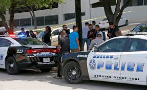 Dallas Map Traffic by Police Identify Gunman Newlywed Boss He Killed In Murder